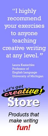 teacher resources for teaching creative writing